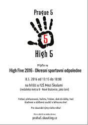 Plakátek High Five